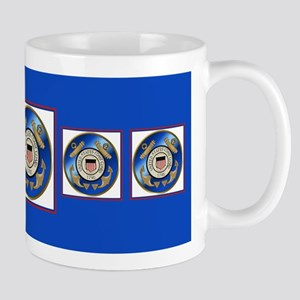 CoastGuardScarf2 Mugs